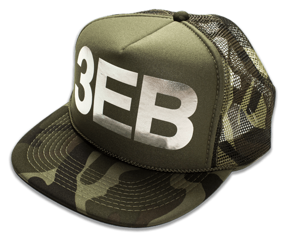 Third Eye Blind - Camo Hat