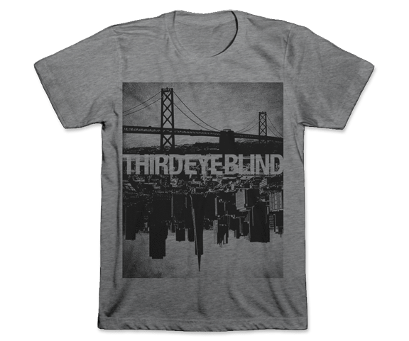 Third Eye Blind - Skyline Tee