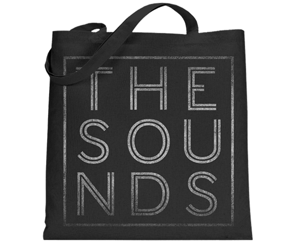 The Sounds - Stencil Tote