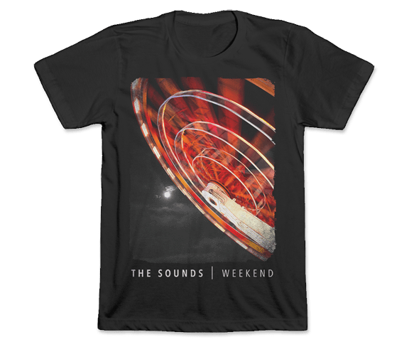 The Sounds - Weekend Tour Tee